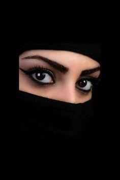Imagem encontrada no Google BURQA/ NIQAB/ HIDJAB/ CHADOR