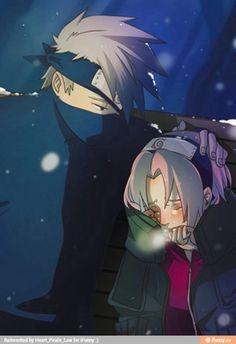 Fanfic / Fanfiction de Naruto - Não é só paixão, é amor! - Capítulo 7 - O coração se aquece
