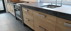 Koak Design kitchen makes solid oak doors for IKEA metod kitchens. Koak + IKEA = Your IKEA design kitchen. All doors and drawers are ready to install. Rustic Kitchen, Diy Kitchen, Kitchen Interior, Kitchen Dining, Kitchen Decor, Design Kitchen, Kitchen Ideas, Ikea Metod Kitchen, Kitchen Cabinets