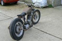 'British' bike'