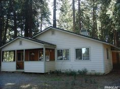 6356 Pollock Ave, Pollock Pines, CA 95726 — Cozy & Comfy home in town!Let the sunshine in w/ many picture windows through out home! Beautiful-Remodeled Kitchen! Pull out drawers in Pantry cabinet, abundant counter space, propane stove, Breakfast bar & Slider to side 4 BBQ's! Kitchen is open to the Spacious Family room w/wood stove. Propane furnace installed in 2007. Walk to shopping & Restaurants. Fish/swim/hike @ Jenkinson Lake 5+/- min. away! Trails & National Forest nearby…