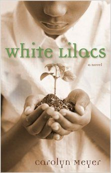 "White Lilacs, by Carolyn Meyer | ""Based on a true story, White Lilacs has a concrete sense of time and place that will transport readers so effectively that their view of the present may be forever altered."""