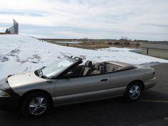 Chrysler Sebring Windscreen, Windblocker, Winddeflector by Windblox http://www.windblox.com/