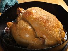 the perfect roasted chicken in 3-4 ingredients. can it really be that easy?!