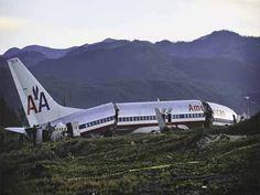 Billy's plane crash