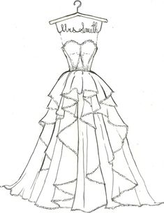 wedding dress coloring pages kids: wedding dress coloring pages kids