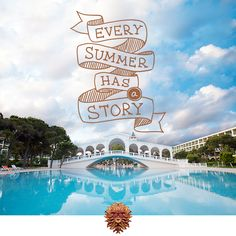 Every summer it is the beginning of a new history. Venezia Palace offers you to become the main character of your an unforgettable and cheerful story.