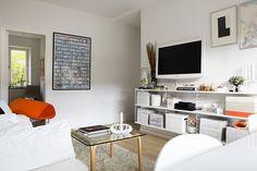String shelves La maison d'Anna G.: Chaleureux