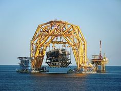 BIG - America's Biggest Claw Game Plucks Oil Rigs from the Briny Deep