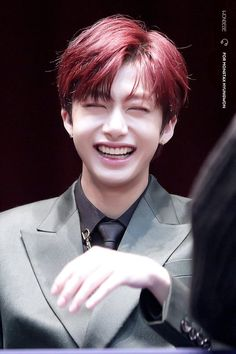 Hyungwon smile