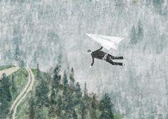 Akira Kusaka Illustration — © Akira Kusaka