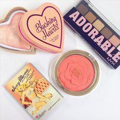 Nå er Valentine's Day like rundt hjørnet Link i bio for vårt Valentine's salg #iglowno #14feb #sminke #makeup ##nyx #thebalm #milani #love #heart