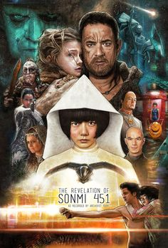 The Revelation of Sonmi 451 by Paul Shipper