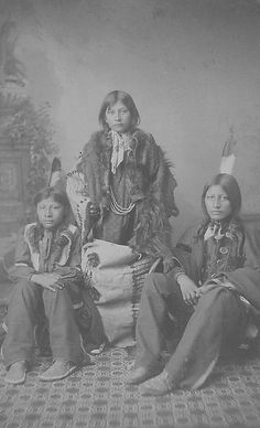 Students, Carlisle Indian School by DickinsonLibrary, via Flickr