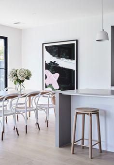 Home Decoration Livingroom .Home Decoration Livingroom Rebecca Judd, Melbourne, Greenhouse Interiors, Dining Room Design, Dining Area, Dining Table, Room Lights, House And Home Magazine, Home Decor Inspiration