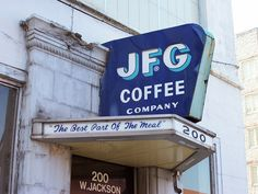 JFG Coffee - Front - Knoxville TN by Phiredog, via Flickr