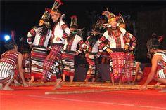 Spring festival, in Himachal Pradesh, North India