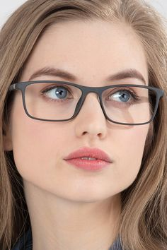 2d3fd7cf20 Sullivan Ash Plastic Eyeglasses from EyeBuyDirect. Discover exceptional  style