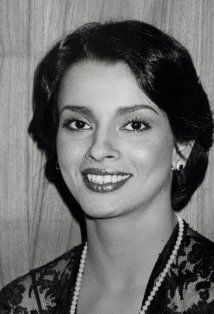 Persis Khambatta was born on October 2, 1948 in Bombay, India. At age 17, as Femina Miss India, she entered Miss Universe 1965, dressed in off-the-rack clothes she bought at the last minute. Khambatta became a model for companies such as Revlon. Her biggest acting break was getting the role of Lieutenant Ilia, the bald Deltan alien in Star Trek: The Motion Picture (1979).  She was considered for the title role in the James Bond film Octopussy (1983), but was passed over. IMDB