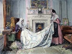 Nearly Done by Walter Dendy Sadler, 1898
