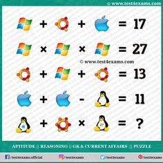 Solve the Operating System Picture Puzzle | Brain Teaser | Test 4 Exams Picture Puzzles Brain Teasers, Brain Teasers Pictures, Brain Teaser Puzzles, Aptitude And Reasoning, Play Quiz, Logic Puzzles, Online Tests, Problem Solving Skills, Operating System