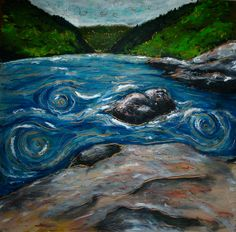 """Devil's Hole: Niagara Gorge"" 2015"