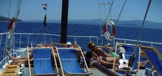 We board a vintage sail boat in Dubrovnik and spend the next eight days sailing the Adriatic!