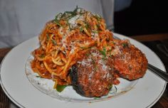 Little Nonna's is an adorable Italian restaurant in Philadelphia that serves up some of the best meatballs you've ever tried.