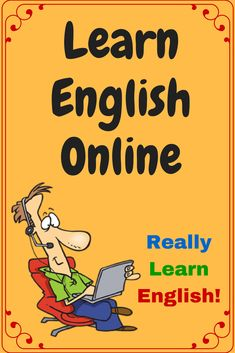 how to learn english language online free