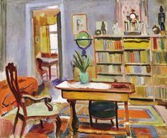 Interior: Géza Bornemisza Henri Matisse, Interior, Paintings, Art, Art Background, Indoor, Paint, Painting Art, Kunst