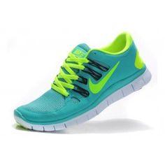 Nike Free 5.0+ Unisexsko Grønn | Nike sko tilbud | billige Nike sko på nett | Nike sko nettbutikk norge | ovostore.com
