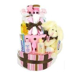 Baby Shower Gift Idea for Newborn Girls