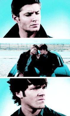 [gifset] 1x04 Phantom Traveler #SPN #Dean #Sam