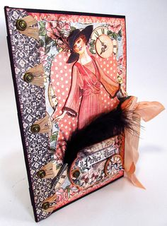 The Gentleman Crafter: World Card Making Day...Cards Revealed!