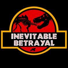 Firefly tshirt - Jurassic Betrayal - Women's Firefly Tee. £16.00, via Etsy.