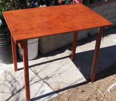 Folding Table For Camping Trips