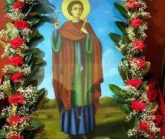 Αμπελώνας – Γιορτάζεται ο Άγιος Τρύφωνας.