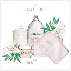the lust list