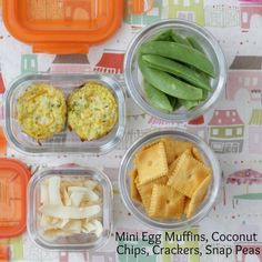 Egg Muffin Lunch