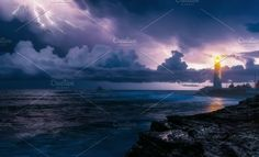 Crimea. Natural phenomena Web by naumenkophotographer on @creativemarket