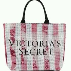 Victoria's Secret bling tote New with tags Victoria's Secret Bags Totes