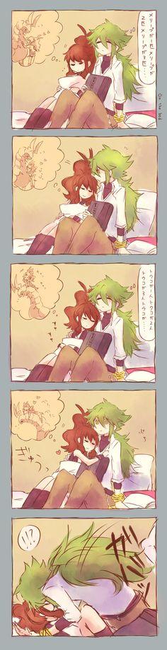 Kabocha Torute... Knuddly II // Pkm Pokemon Love N Ecchi