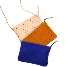 Image of Convertible Dot Clutch