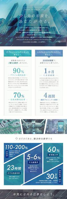 ナショナルソフトウェア株式会社/ITエンジニア/プライム案件90%、自社内開発70%/月平均残業23時間(未経験からの応募も歓迎)の求人PR - 転職ならDODA(デューダ)