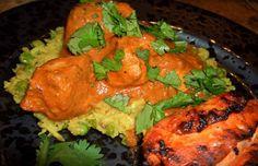 تشكن تكا ماسالا - طبق هندي