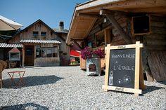 Restaurant L'Etable: Accueil