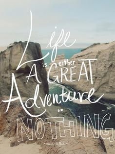 Great Adventure by Leah Flores motivationmonday print inspirational black white poster motivational quote inspiring gratitude word art bedroom beauty happiness success motivate inspire Daily Quotes, Great Quotes, Quotes To Live By, Me Quotes, Motivational Quotes, Inspirational Quotes, Qoutes, Class Quotes, Nature Quotes