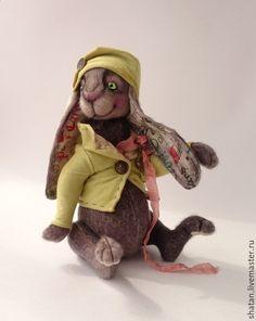Купить кролик тедди Мару - мишка ручной работы, мишка тедди, мишка в подарок