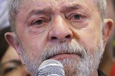 O ex-presidente Lula realiza pronunciamento em São Paulo (SP)-15.09-lagrimas iguais a uma nota de R$ 200,00