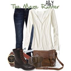 """Alby"" by bethanybrooks on Polyvore"